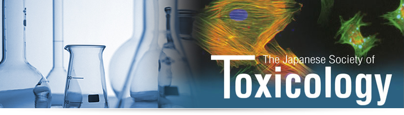 THE JAPANESE SOCIETY OF TOXICOLOGY